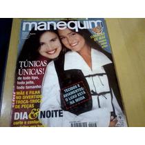 Revista Manequim Nº413 Regina E Gabriela Duarte