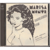 Cd Marisa Monte - Barulinho Bom ( Duplo ) Emi 1996