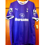 Camisa Do Tottenham Hotspurs Adebayor Violeta Premier League