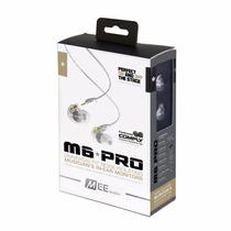 Fone Ponto Monitor Retorno De Ouvido M6pro Mee Audio Clear