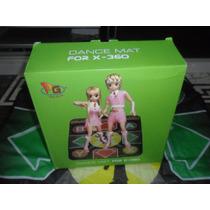 Tapete De Dança Para Xbox 360 (novo Na Caixa)