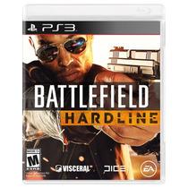 Battlefield Hardline Ps3 Português Original Lacrado
