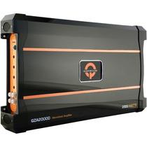 Módulo Amplificador 1 Canal Quantum Audio Qza 2000d - 2000w