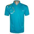 Camisa Polo Nk Tenis Azul Bb Nkt