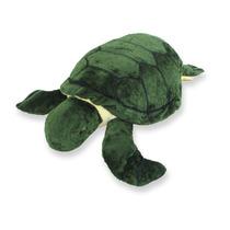 Tartaruga Marinha De Pelucia Tamanho Gigante Cor Verde 1,25m
