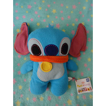 Pelúcia/travesseiro Tomy Arts Do Stitch Disney
