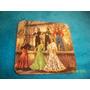 Porta Copo Antigo Dança Flamenca..... 9,5 Cm Por 9,5 Cm