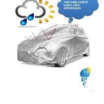Capa Cobrir Carro Proteção Uv - Impermeável Forro Capô Teto