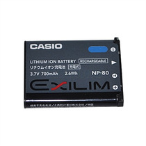 Bateria Casio Np-80 Original Ex-zs5 Ex-z37 Ex-z270 Ex-z330