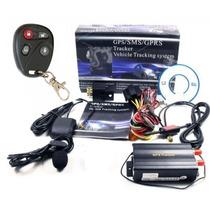 Rastreador Veicular Bloqueador Tk 103b Gps/gprs(produto Top)