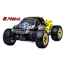 Monster Truck Exceed-rc Infinity 1:10 4x4 2.4ghz Combustão