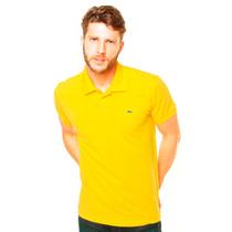 Camisa Camiseta Polo Lacoste Cores Promoção + Frete Gratia
