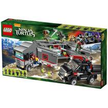 79116 Lego Ninja Turtles - Big Rig Snow Getaway