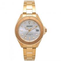 Relógio Orient Fgss1065 S1kx Feminino Dourado - Refinado