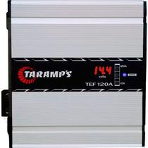 Fonte Automotiva Taramps Tef 120 A Bivolt Com Voltimetro
