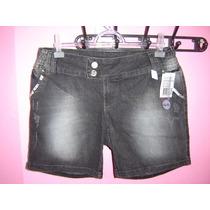 Bermuda Jeans Feminina Tamanho 44 E 46.....promoção 50% Desc