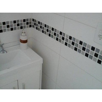 Mosaicos De Pastilhas Adesivas Resinadas - Diversas Cores
