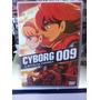 Dvd Original Do Filme Cyborg 009: A Batalha Começa - Lacrado