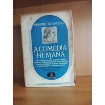 Biblioteca Dos Séculos Comédia Humana Il Honore Balzac 1947