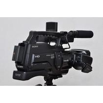 Filmadora Sony Hxr-mc2000 Fullhd 64gb+ Bateria_reserva+ Alça