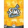 Jogo The Sims: Em Férias(vacation) - Pc Original Usado