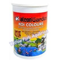 Ração Alcon Garden Koi Colours Pote 130g