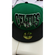 Boné New Era Boston Celtics 7 1/4 Original Novo Frete Barato
