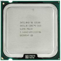 Processador Intel Lga 775 Core 2 Duo E8500 3.16ghz 1333mhz