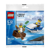 Lego 30227 - Police Watercarft - City