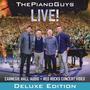 Cd/dvd The Piano Guys Live (deluxe) {import} Novo Lacrado