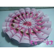 Cone Para Guloseima Personalizados. Kit Com 20 Unidades.