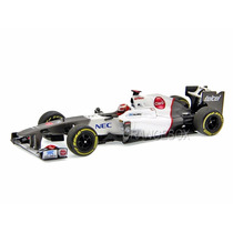 Fórmula 1 Sauber 2012 K.kobayashi 1:43 Minichamps 410120084