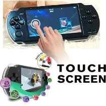 Video Game Portátil Touch Screen Player Mp3 Mp4 Mp5 Ps Pmp