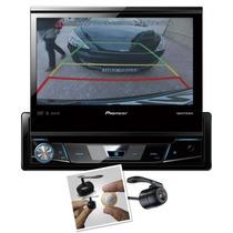 Dvd Automotivo Pioneer Avh-7780tv Bluetooth + Tv + Camera Ré