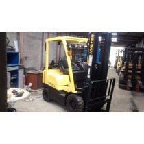 Empilhadeira Hyster 1,8 Tons. H18tx Ano 2008 Torre Triplex