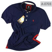 Camisa Polo Masculina S&f Original Qualid. De Importada