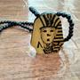 Colar Egito Last Kings - Good Wood Nyc De Madeira Go Pronta