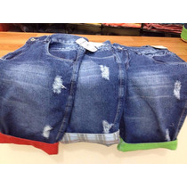 Bermudas Jeans Masculina Varias Marcas