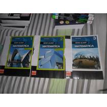 Novo Olhar Matemática - Coleção Com 3 Volumes - Joamir Souza
