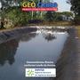 Lona Geomembrana Atoxica P/ Tanque De Peixe Lagos 800 Micras