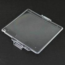 Protetor Lcd Camera Nikon D800 Plástico Rígido Bm-12 Novo
