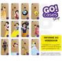 5 Capinhas Gocase Iphone 4/4s/5/5s/5c/6/6 Plus Por R$65,00