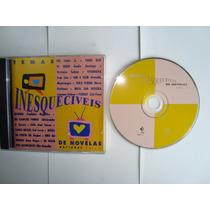 Cd Temas Inesqueciveis Novelas Vol 1 - Prod Original Code 08