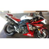 R1 Vermelha Yamaha 2009 - N/é Hornet, Srad, Xt, Ninja
