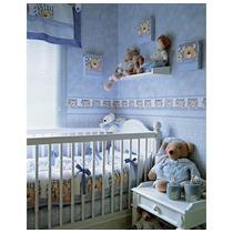 Border Faixa Papel De Parede Figuras Bobinex,infantil, Bebê