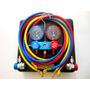 Manifold Ar Condicionado Automotivo R134 Com Maleta