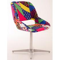 Poltrona Cadeira Argenta Decoração Escritório Sala
