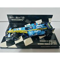 1/43 Minichamps F1 Renault R25 Fernando Alonso Formula 1