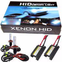 Kit Xenon Completo Farol H11 8000k Tonalidade Azulada 5601