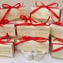 Lembrança Para Casamentos Saleiro De Pombinhos - 20 Kits